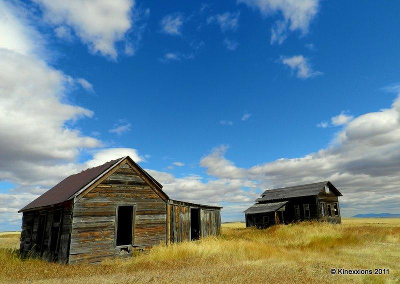 Kinexxions Rustic Montana Barns