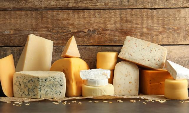 Mercado del queso gourmet