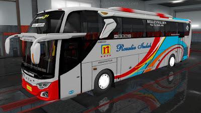 Rosalia Indah Jetbus 3 HDD
