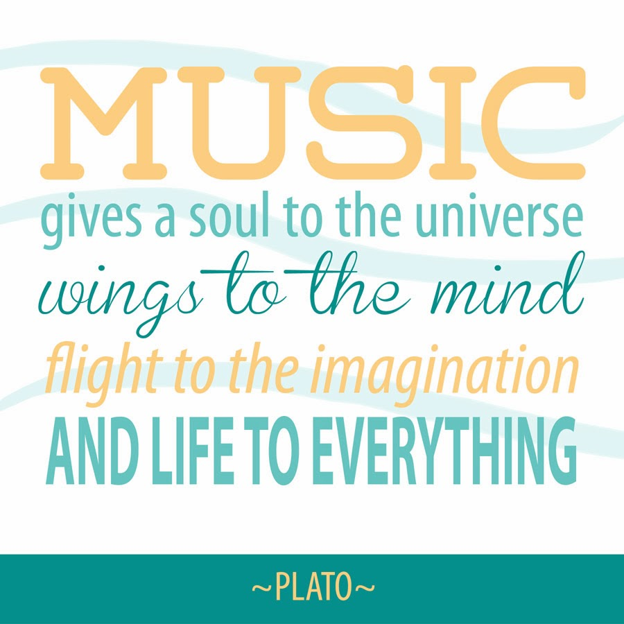 Star4Laughs: Thankful Thursday: Music