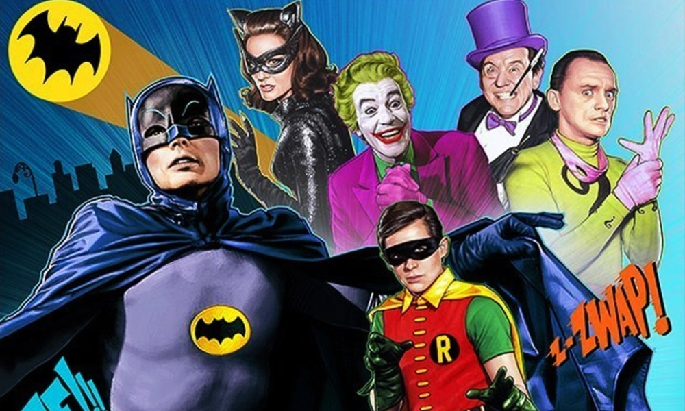 Top 10 personajes de la serie de batman de los a os 60 for Personajes de batman