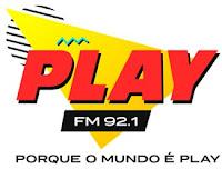 Rádio Play FM 92,1 de São Paulo SP