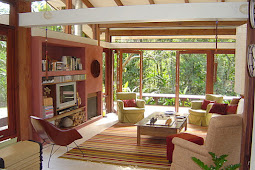 Desain Ruang Tamu Minimalis Dengan Suasana Hidup
