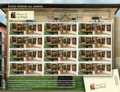 Pliego Premium del Museo de la Rioja
