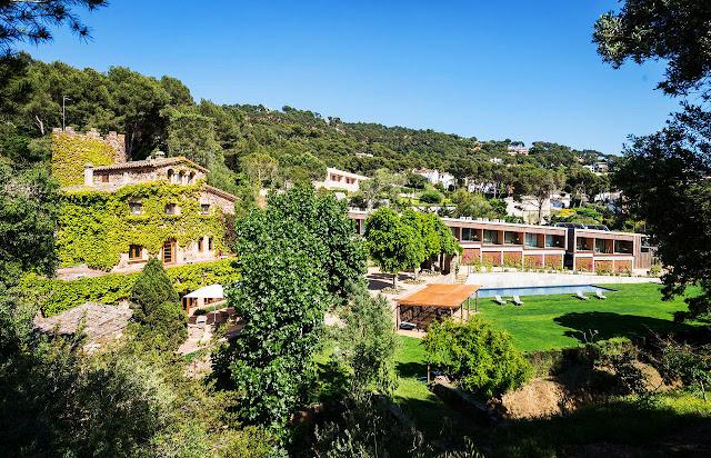 Hotel Mas Pastora en Llafranc