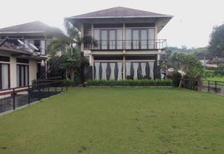 Villa Agung Kampung daun lembang bandung
