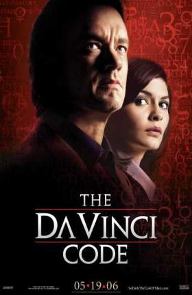 The Da Vinci Code 2006 Dual Audio Hindi 500MB BluRay 480p