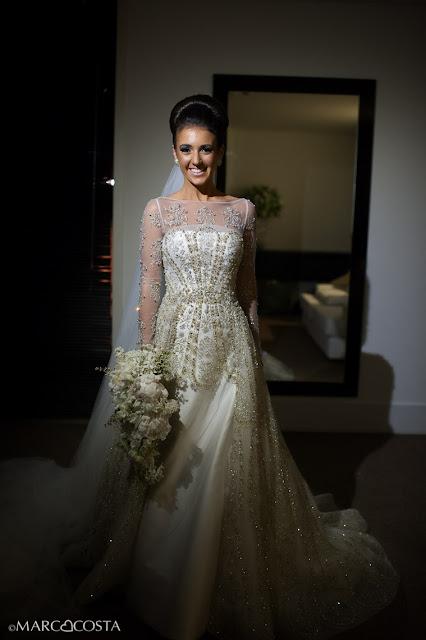 Paulinha tawil noiva