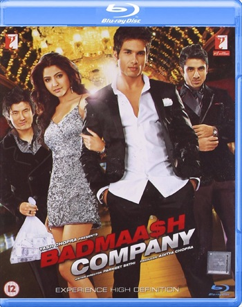 Badmaah Company 2010 Hindi Bluray Download