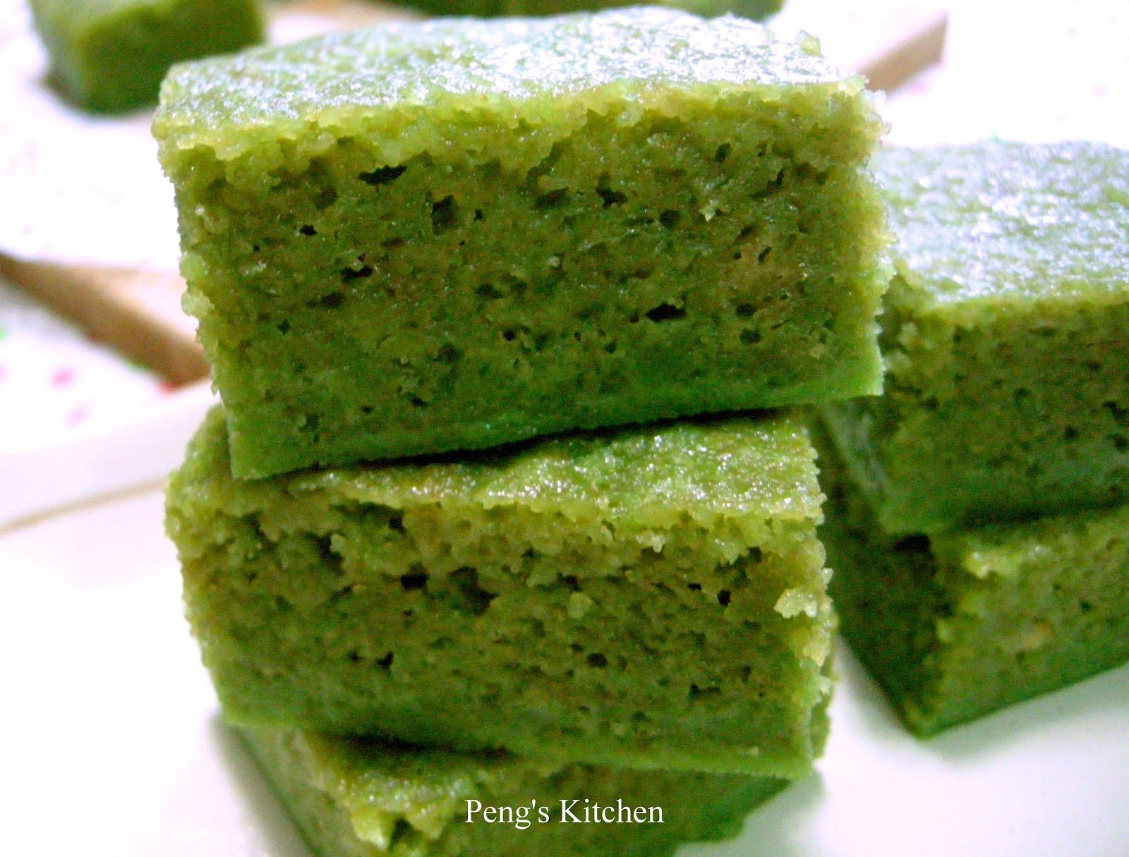 Peng S Kitchen Kek Lumut Sarawak