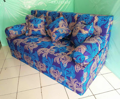 Sofa bed inoac motif eterna posisi sofa