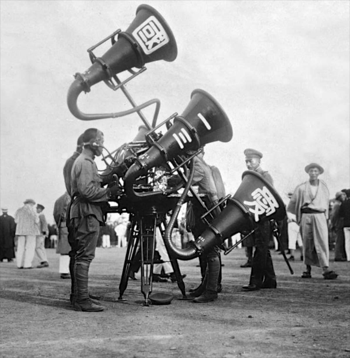 Aircraft Detection Before Radar 1917 1940