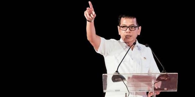 Ini Kata Wishnutama Usai Terdepak Dari Kabinet Jokowi-Maruf