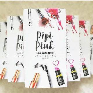 PIPI PINK DOLL STICK BLUSH