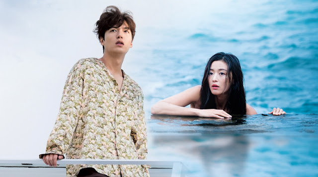 review drama korea the legend of the blue sea