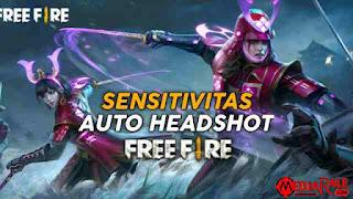Sensitivitas FF Auto Headshot Terbaik