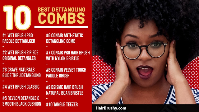What is the best detangling comb