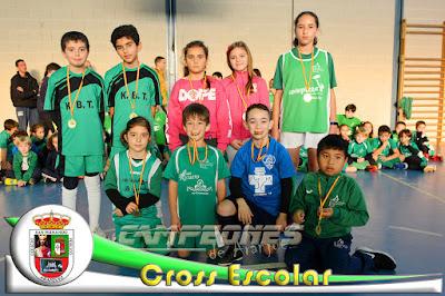 Colegio San Fernando Juegos Escolares