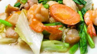 Resep Capcay Goreng Ala Chinese Food