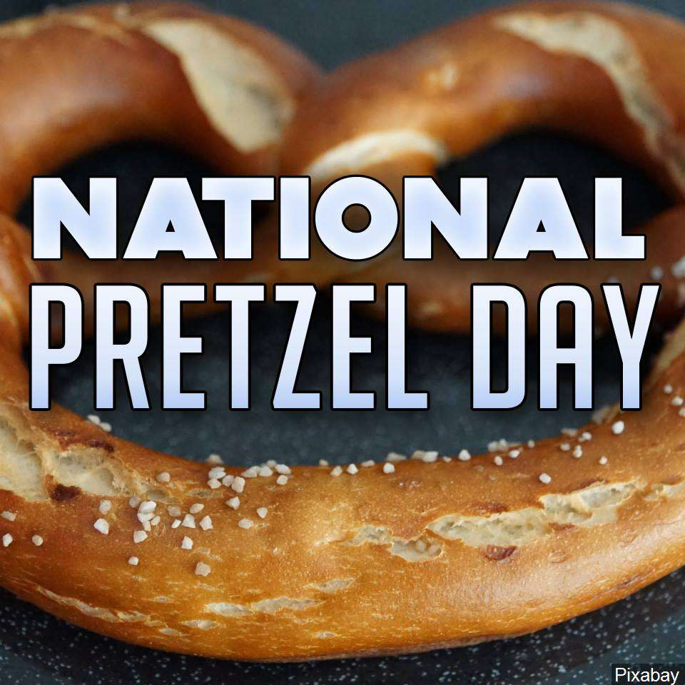 National Pretzel Day Wishes Awesome Images, Pictures, Photos, Wallpapers