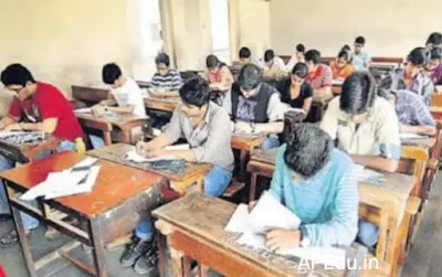 School working days 200, 100 days at home and 100 days in school central government decision