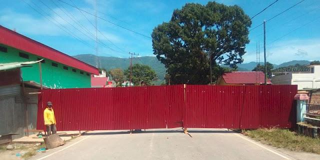 DPRK Tak Pernah Setujui Bupati Agara Ubah Jalan Umum untuk Lapangan Tenis