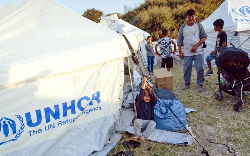 Ύπατη Αρμοστεία του ΟΗΕ: Ενημέρωση για την κατάσταση στη Λέσβο μετά τις φωτιές στη Μόρια