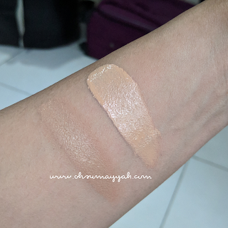 review cushion purbasari