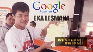 Blogger Sukses Eka lesmana