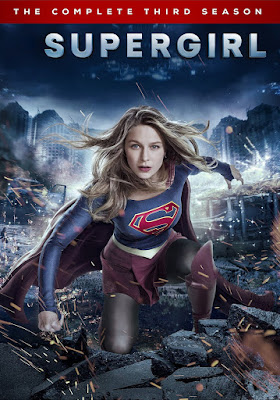 Supergirl (TV Series) S03 Custom HD Latino