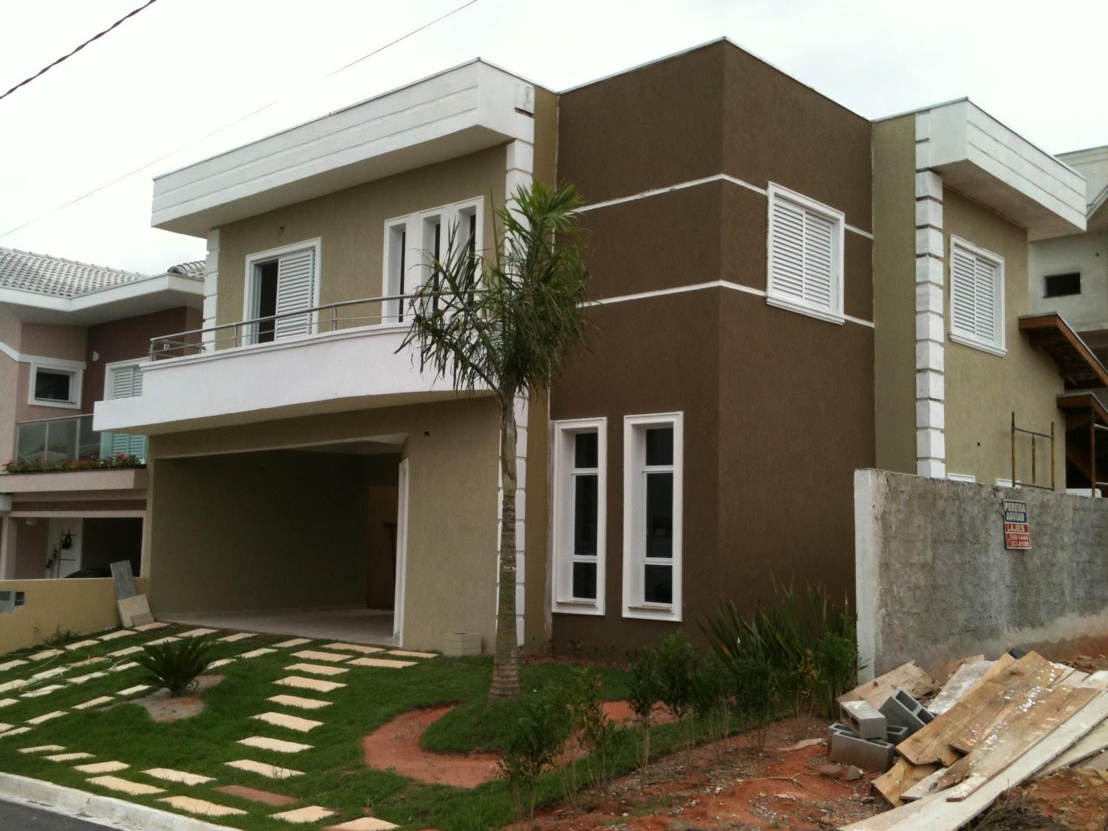 Share for Cores modernas para fachadas de casas 2016