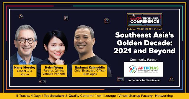 Bagaimana cara meraih peluang bisnis di era Southeast Asia's Golden Age?