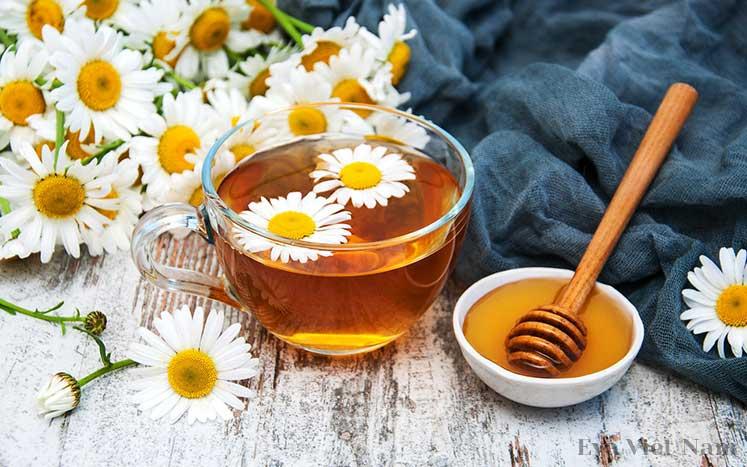 Cách làm trà hoa cúc