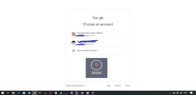 Ini - Cara login google clasroom