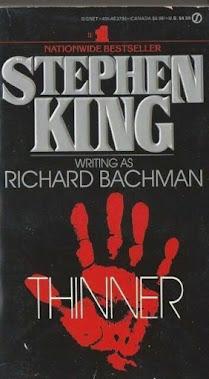 Thinner - Book Horror - Stephen King