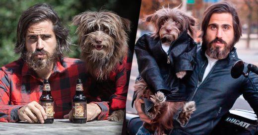14 fotos que demuestran el parecido de perro y amo