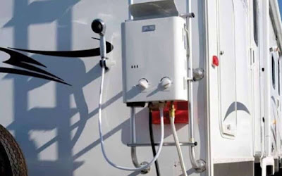 RV tankless water heater pros and cons