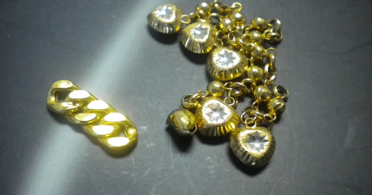 NG TRADING: Used Gold 916 - sesuai untuk peleburan