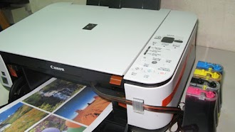 Penyebab Dan Cara Mengatasi Error P08 Canon MP258 Tanpa Aplikasi