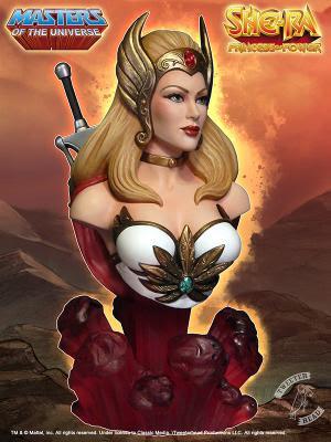 She-ra busto