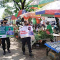 Polsek Tamalanrea dan Tripika Kecamatan Melaksanakan Operasi Yustisi