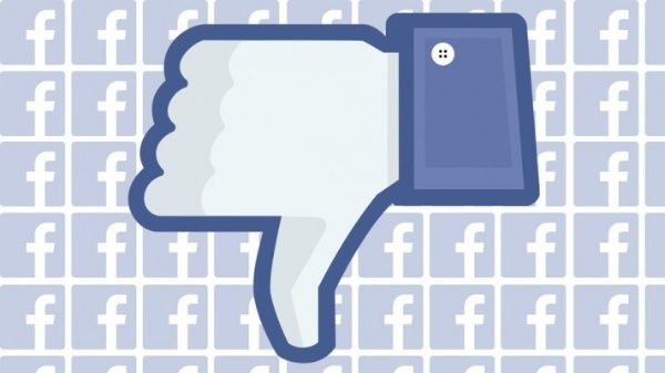 """Así funcionará el pulgar abajo """"downvoted"""" en Facebook"""