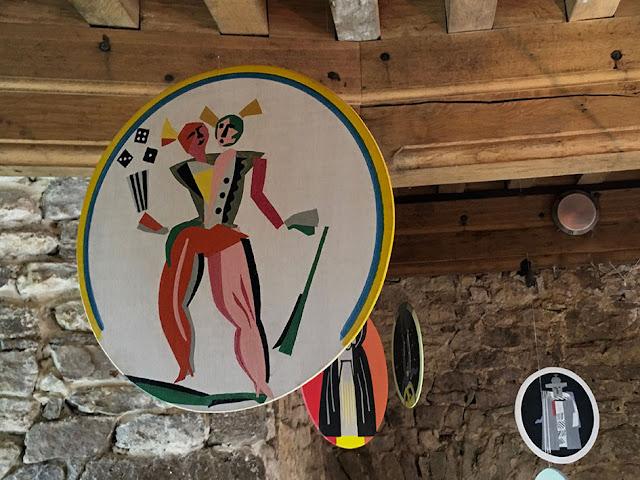 Brigitte Rio, Tarot, Arcanes, peinture, brigitterio