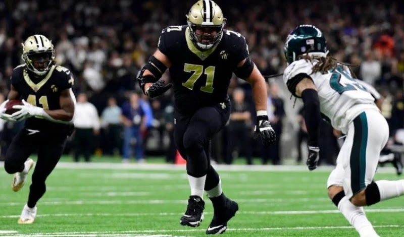 Ramczyk shores up the Saints lineup