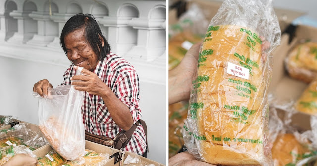 People Keep Tricking Blind 71-Year-Old Vendor with Fake Money, Taking Her Bread
