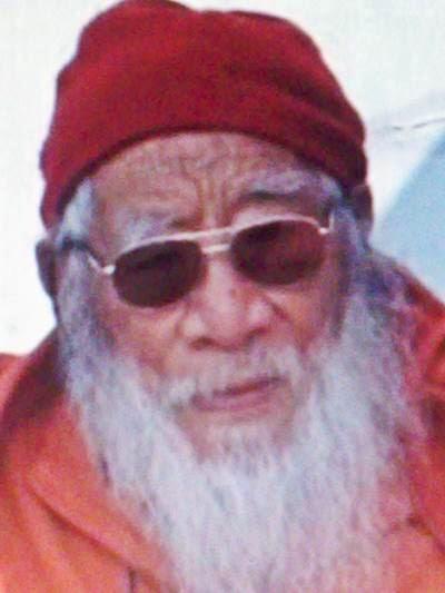 Kyabje Chadral Rinpoche