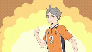 Hellominju.com : ハイキュー!! アニメ 4期  烏野高校 セッター 『菅原孝支 (CV:入野自由)』   Haikyū!!   Tobio Kōshi Sugawara   Hello Anime !