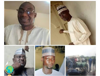Photo Of Four Niger State Government Staff Di£ In Ghastly Accident