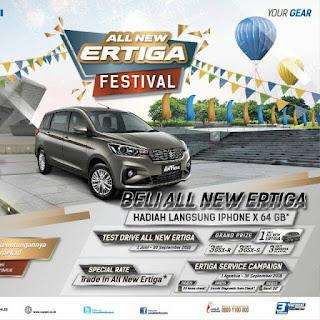 Promo All New Ertiga Suzuki Jakarta