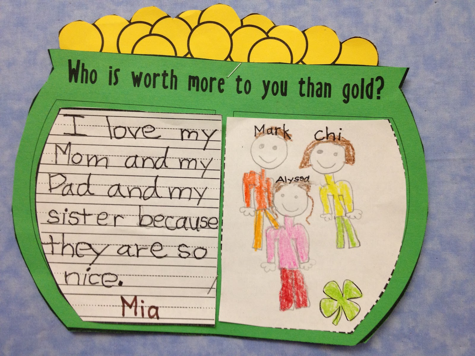 For The Love Of Kindergarten These Projects Are Better Than Gold